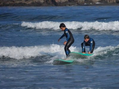 Weekend, Introductory Surf Class in Salinas