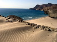 one of the paradise of the Almeria coast