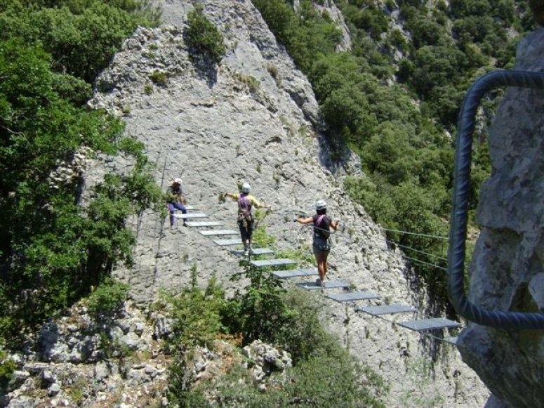 Ferrata Pyrenees