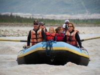 Trip down the Ésera River