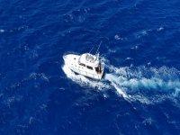 Pesca nella nostra barca