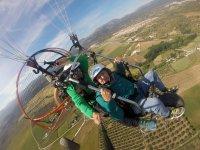 永远不会嫌晚住在动力伞三轮车最好的体验