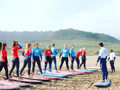 La Asturiana Surfcamp Campamentos de Surf