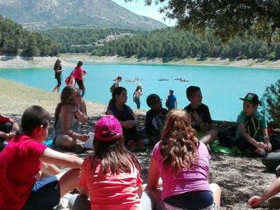 Campamento multiaventura 6 días en Pozo Alcón