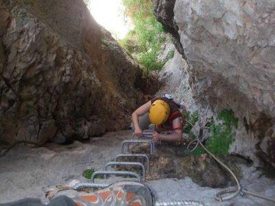 Campamento multiaventura 7 días en Pozo Alcón