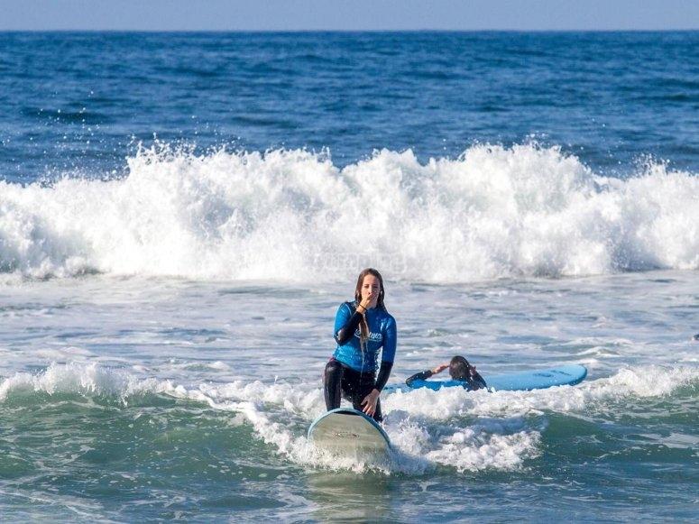 Surf in Asturias