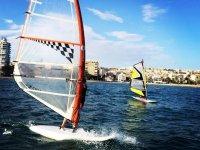 滑浪风帆训练