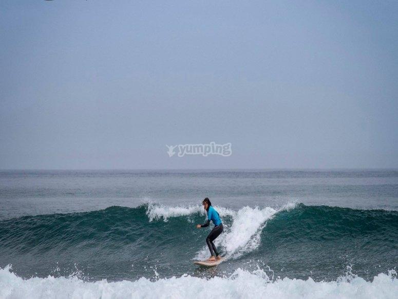 Scuola di surf Las Dunas