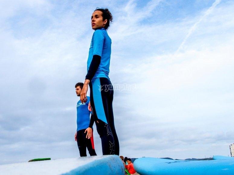 Preparate para disfrutar del surf