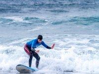 Coge las mejores olas del Cantabrico