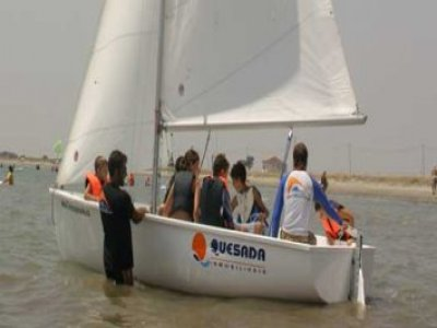Offer for schoolchildren: 5 entire sailing days
