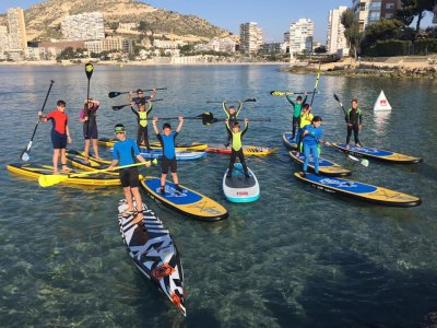 Be Watersports Paddle Surf