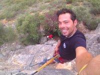 Ascension por pared de roca