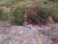 Sesion de escalada