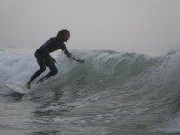 Le onde dell'Atlantico