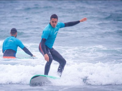 Weekend or 2 Days Surf Camp in Salinas