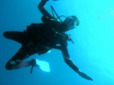 PADI开放水域潜水员课程,在塔里法,5天