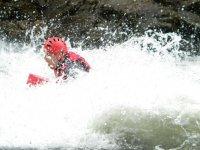Dejate llevar por la fuerza del rio