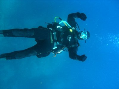 PADI Advanced Diver course, Tarifa, 3 days