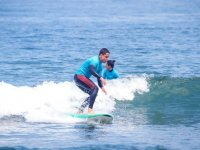 Catturare l'onda a Salinas