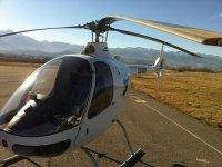 Nuestro helicóptero