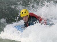 Hidrospeed en aguas bravas