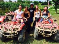 Con los quads