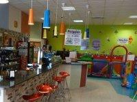 Cafeteria con zona baby