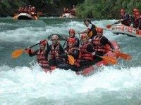 Rafting en Lleida