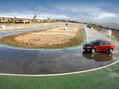 Driving lessons + Drift 4h 30 min. Calafat