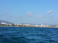Disfruta de la costa de Barcelona