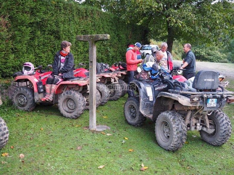 Nuestros quads