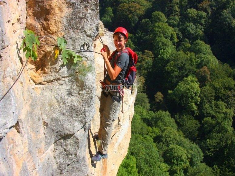 Impara ad arrampicare con noi
