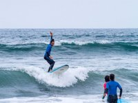 Migliorare il livello di surf