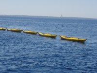 Alquiler kayaks