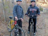ready cyclists