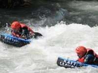 Release adrenaline in the river