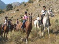Equestrian route