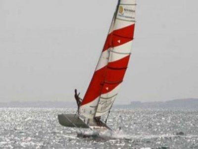 2 nautical activities + 1 beach activity