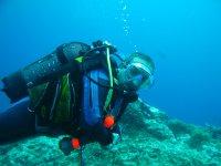 开放水域潜水员课程,PADI,La Manga