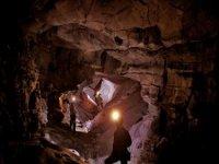 Senderismo entre cuevas