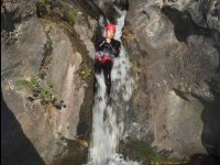 Trepidating water slides
