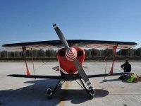 Avioneta de vuelos acrobaticos