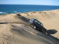 Descenso por la duna