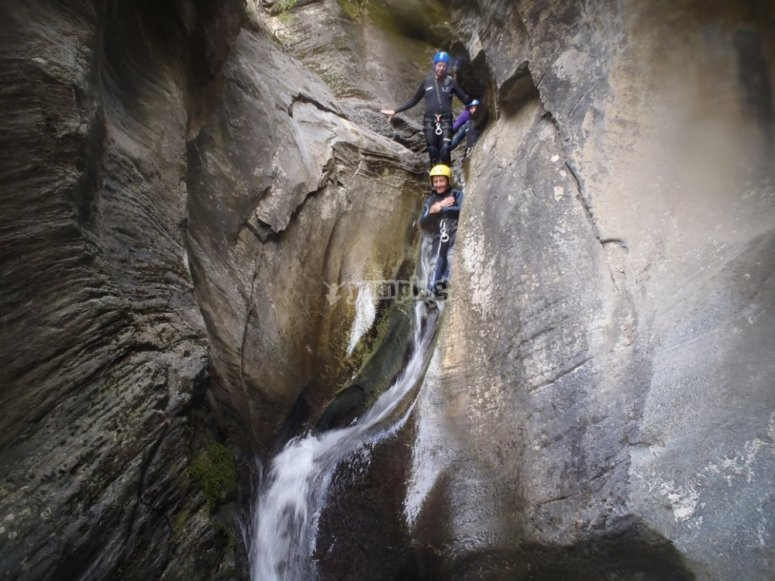 St.Pere canyion