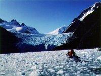 Navigazione tra ghiaccio
