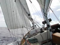 Navigazione nell'Atlantico
