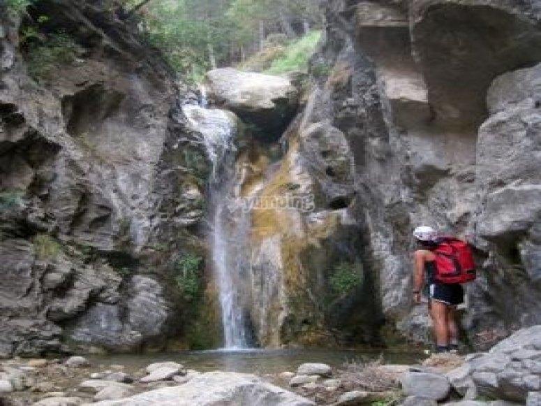 parque natural barrancos