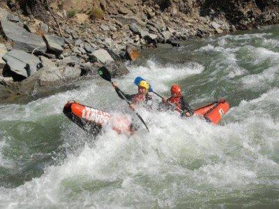 Rafting Llavorsí Kayaks