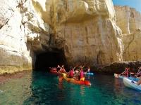 Ruta Kayak por el Parque Natural Cabo de Gata 3h